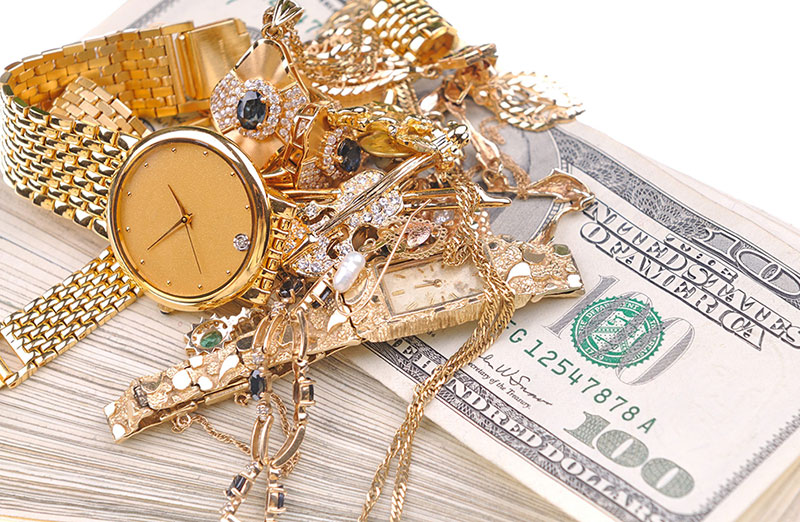 cash for gold and silver jewelry